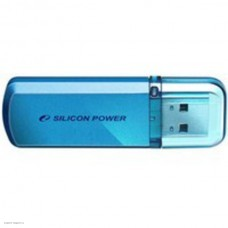 Накопитель USB 2.0 Flash Drive 32Gb Silicon Power Helios 101 Blue