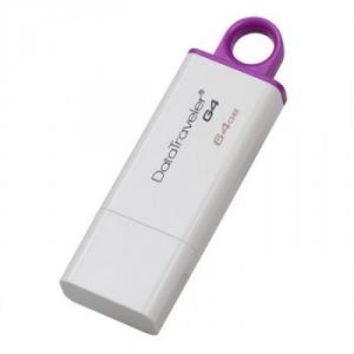 Накопитель USB 3.0 Flash Drive 64Gb Kingston DTI Gen.4 (DTIG4/64GB)