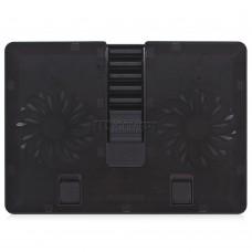 Охлаждающая подставка для ноутбука DeepCool U PAL black 15.6