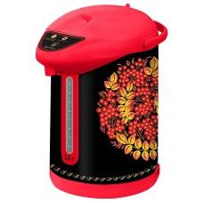 Термопот Василиса ТП6-820 черный с красным