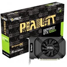 Видеокарта nV GF GTX1050TI Palit (PA-GTX1050TI STORMX 4G/NE5105T018G1-1070F)