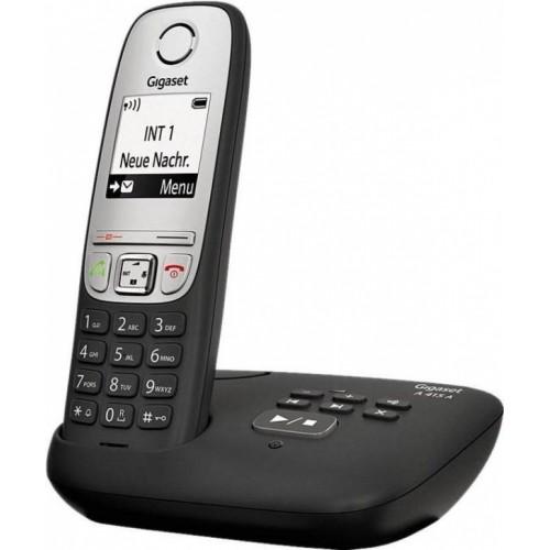 """Радиотелефон GIGASET A415 black 1.8"""""""
