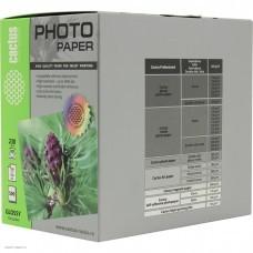 Фотобумага Cactus CS-GA6230500 10x15, 230г/м2, 500л., глянцевая