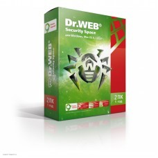 ПО Dr.Web Security Space Pro  2 ПК 1 год = 1 ПК 2 года (BHW-B-12M-2-A3)