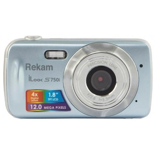 "Цифровой фотоаппарат Rekam iLook S750i gold 1.8"" (1108005093)"