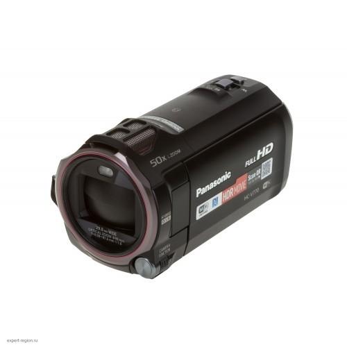 Видеокамера Panasonic HC-V770EE-K black (HC-V770EE-K)