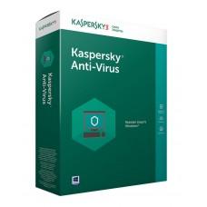 ПО Kaspersky Anti-Virus Russian Edition 2-Desktop 1 year Box (KL1171RBBFS)