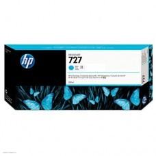Картридж F9J76A (№727) HP DesignJet T920/T1500 Cyan 300мл