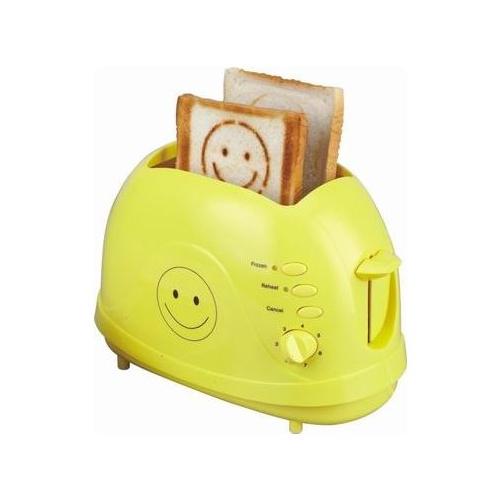 Тостер IRIT IR-5103 желтый