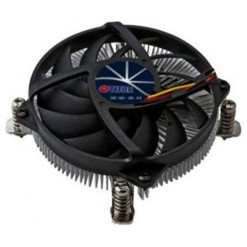 Вентилятор S 1150/1155/1156 TITAN DC-155A915Z/RPW (Al/24-33dB/1000-2600rpm/65W)