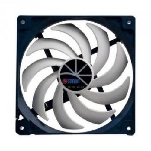 Вентилятор 140x140x25 Titan TFD-14025H12ZP/KE (1800rpm, 4pin, 29dB)