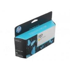 Картридж B3P21A (№727) HP DesignJet T920/T1500 Yellow