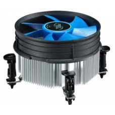 Вентилятор S1150/1155/1156 DeepCool THETA 21 PWM (Al/18-26dB/900-2400rpm/95W/376g)