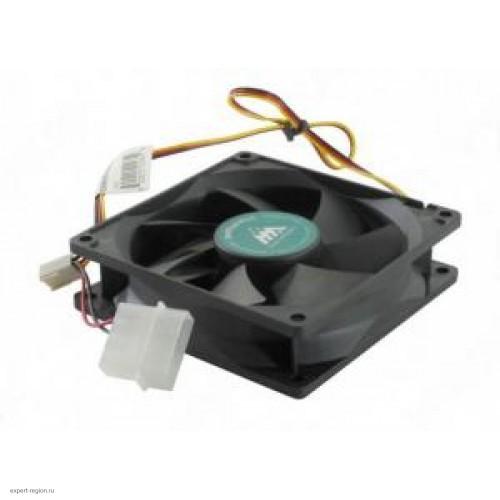 Вентилятор  92x92x25 GlacialTech IceWind втулка, чёрный (CF-9225GSD0AB0001)