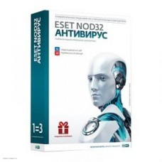 ПО ESET NOD32 Антивирус+Bonus+расширен. функц.-лицензия на 1год, на 3ПК (NOD32-ENA-1220(BOX)-1-1)