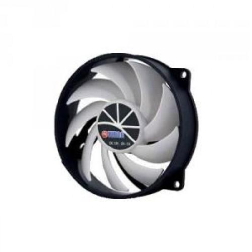 Вентилятор  95x95x25мм Titan TFD-9525H12ZP/KU(RB) 4pin 10-27dB 900-2600rpm 116g Z-AXIS