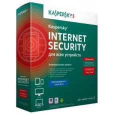 ПО Kaspersky Internet Security 2-Desktop 1 year Renewal Box (KL1941RBBFR)