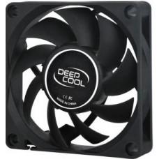 Вентилятор  70x70x15мм Deepcool XFAN 70 3pin+4pin (molex) 27dB 50g OEM