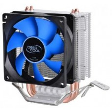 Вентилятор S 775/1150/1155/1156/AMD DeepCool ICEEDGE MINI FS V2.0 3pin 25dB Al+Cu 95W RTL