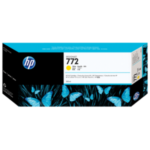 Картридж CN630A(№772) HP Designjet Z5200/Z5400 Yellow