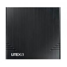 Привод DVD+/-RW внешний Lite-On eBAU108 черный USB slim ext M-Disk RTL