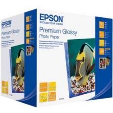 Бумага Epson 10x15см, 255 г/м2, 500 листов, premium glossy (C13S041826)