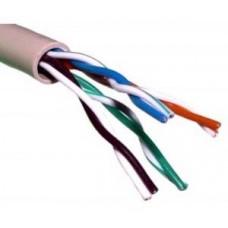 Кабель сетевой FTP cat 5E 305m solid (AWG26),0.50mm,CCA alloy cat5E 305м стандартный (PN-631962)