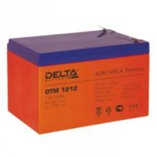 Аккумулятор DELTA HR 12-12 12v 12Ah