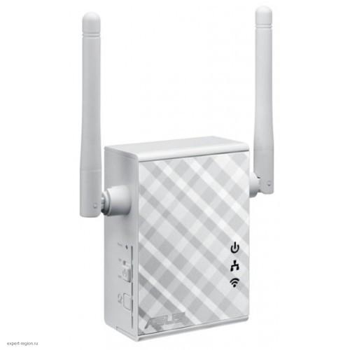 Роутер ASUS RP-N12, 802.11n, 300 Мбит/с, 1xLAN