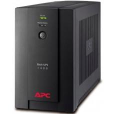 ИБП APC (BX1400UI) Back-UPS 700Вт 1400ВА черный