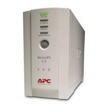 ИБП APC (BK500EI) Back-UPS CS 500VA