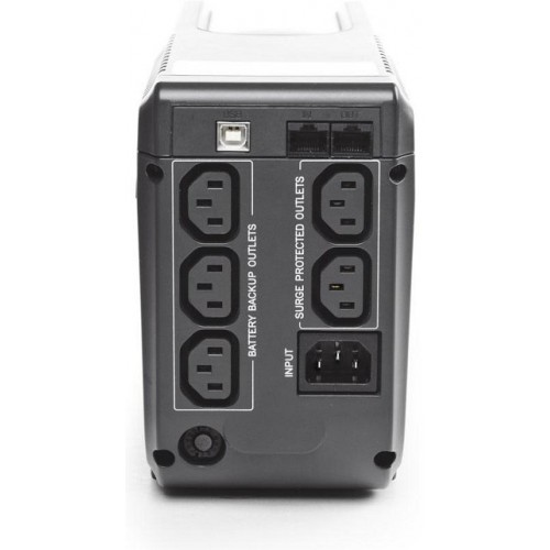 ИБП PowerCom Imperial IMD-625AP, 165-275V, AVR, 9-12 мин, USB