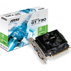 Видеокарта nV GF GT730 MSI (N730-2GD3V2)