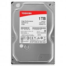 Накопитель HDD 1000 Gb Toshiba HDWD110UZSVA (кэш 64Mb) SATA 3.0 3.5