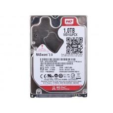 Накопитель HDD 1000 Gb Western Digital WD10JFCX Red