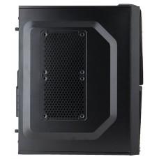 Корпус Minitower ZALMAN ZM-T4 Black mATX без БП