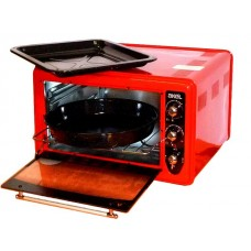 Жарочный шкаф Akel AF 730 (36 л )красный