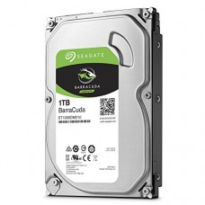 Накопитель HDD 1000 Gb Seagate ST1000DM010 (кэш 64Mb) Barracuda 7200.14 SATA 3.0 7200rpm 3.5