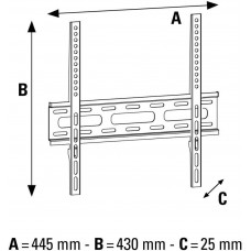 Кронштейн Hama H-108770