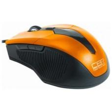 Манипулятор CBR CM 301 USB оранжевый 6 клавиш 2400dpi