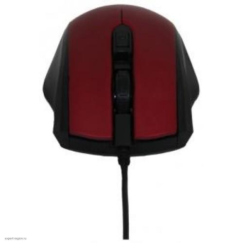Манипулятор Jet.A Comfort OM-U50 красная