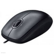 Манипулятор Mouse Logitech Optical M100 dark (910-001604)