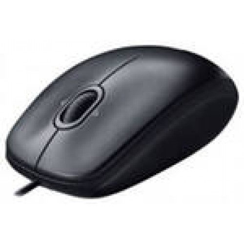 Манипулятор Mouse Logitech Optical M100 dark (910-001604)