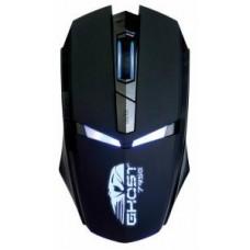 Манипулятор Oklick 795G черный оптическая (2400dpi) USB игровая (5but)