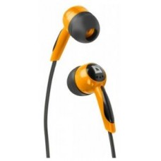 Наушники Defender Basic 604 вкладыши (оранжевые)