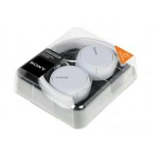 Наушники Sony MDR-ZX110W white