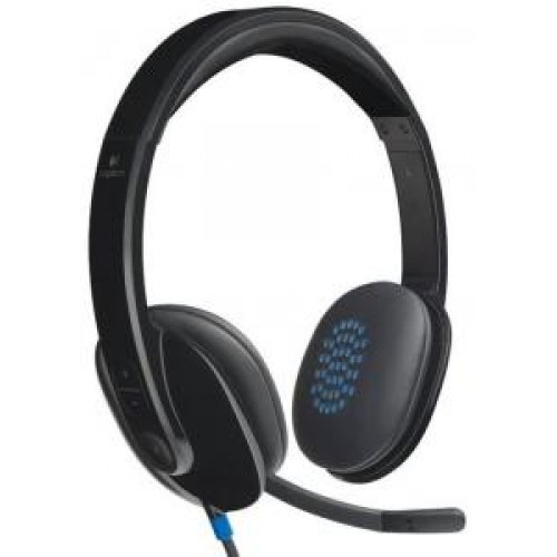 Наушники с микрофоном Logitech H540 (981-000480)