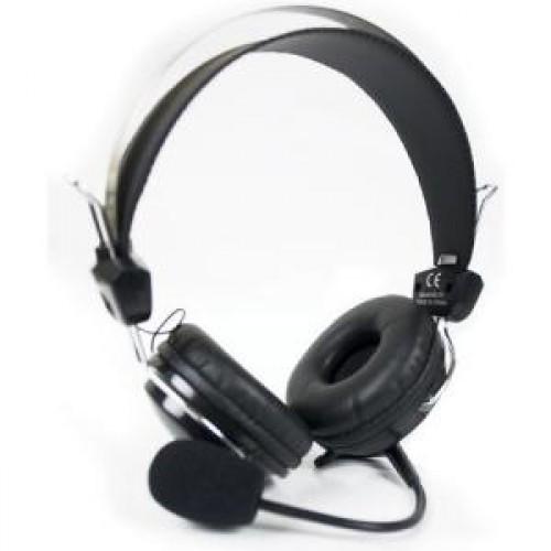 Наушники с микрофоном A4 Tech HS-7P