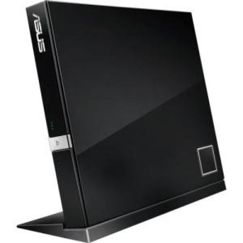 Привод Blu-Ray Combo ASUS SBC-06D2X-U/BLK/G/AS Black внешний