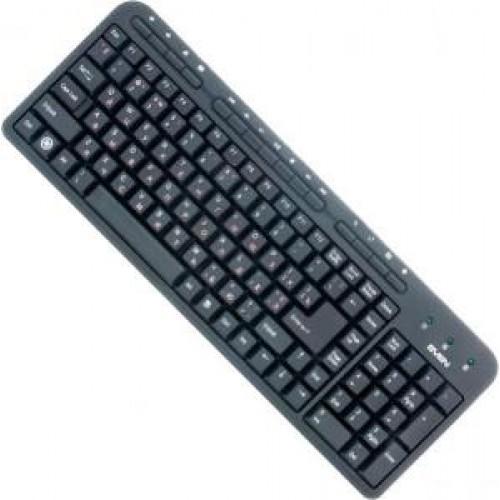 Клавиатура SVEN Standart 309M USB чёрная (SV-03100309UB)